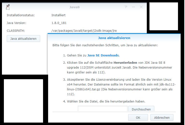 openHAB 2: Installation auf der Synology DS – SchweigersTechBlog